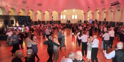 Social Dance with Guest Host Mark Helmore