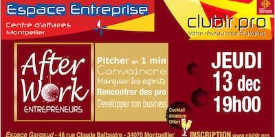Afterwork de noël des Entrepreneurs !