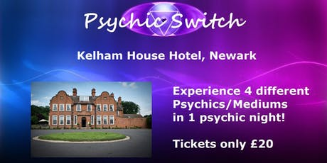 Psychic Switch - Newark tickets