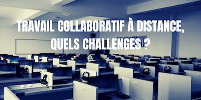 Rencontres Innov&Vous: travail collaboratif à distance