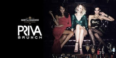 The Moët & Chandon PRIVA Brunch - November 2019
