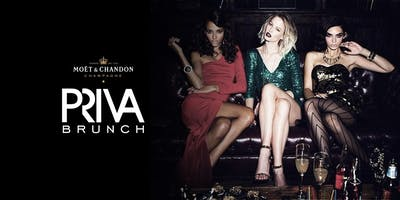 The Moët & Chandon PRIVA Brunch - December 2019