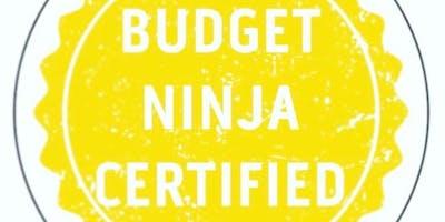 Budget Ninja Masterclass - Bendigo