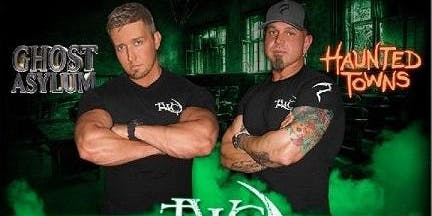A chance to win dinner with the Tennesse Wraith Chasers, Chris and Mike
