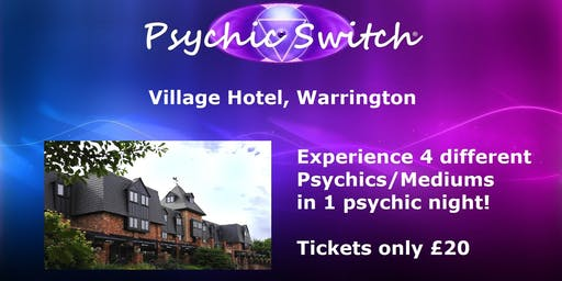 Psychic Switch - Warrington