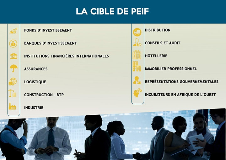 Image pour PEIF 2019 - PRIVATE EQUITY INVESTOR'S FORUM