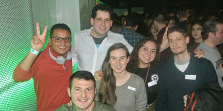 Language Exchange & Party in Madrid on Saturday - Speak & Shake tickets