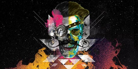 Ball Bizarr 2019 die Halloween Party Tickets