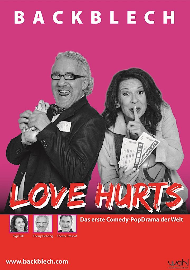 Backblech - Love Hurts - Das erste Comedy Pop Drama der Welt: Bild