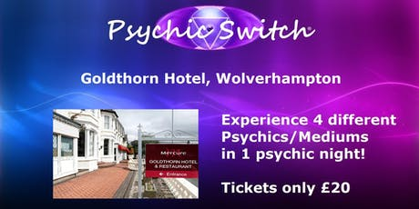 Psychic Switch - Wolverhampton tickets