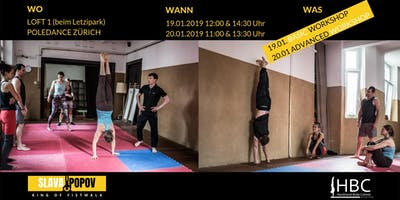 Human Body Control 2 Tages Workshop