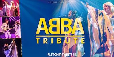 ABBA Tribute in Heerenveen (Friesland) 12-10-2019