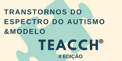 Curso Intervenção nos Transtornos do Espectro do Autismo & Modelo TEACCH