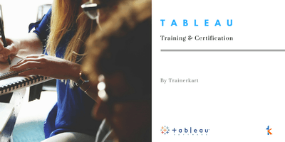 Tableau Classroom Training & Certification in San Antonio, TX