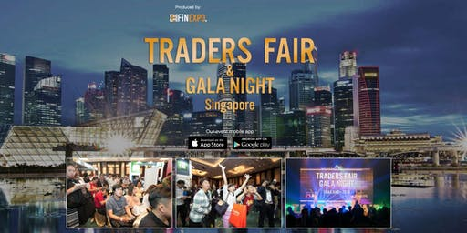 Traders Fair 2019 - Singapore (Financial Education Event)