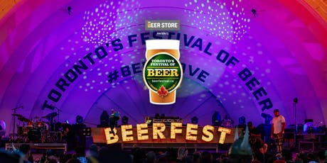 Toronto's Festival of Beer - Saturday tickets