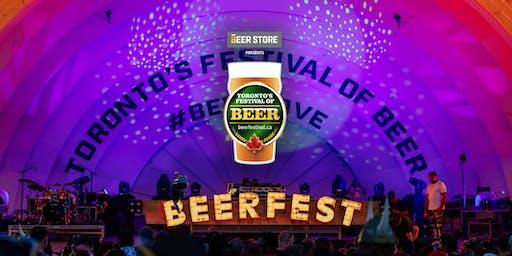 Toronto's Festival of Beer - Saturday