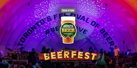 Toronto's Festival of Beer - Sunday tickets