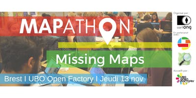 Mapathon à Brest @ UBO Open Factory
