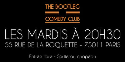 SOIREE DE STAND UP - HUMOUR