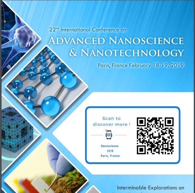 22nd International Conference on Advanced Nanoscience and Nanotechnology (CSE)