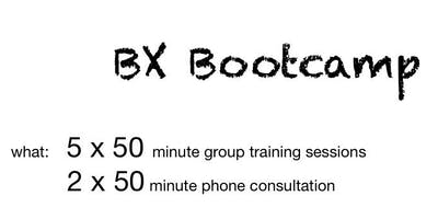 BX Bootcamp