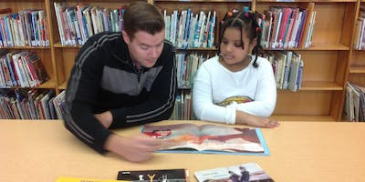 How to Support English Language Learners Volunteer Training Feb.20, 2019