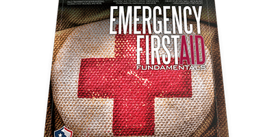 First Aid/CPR/AED - American Red Cross Certification Optional