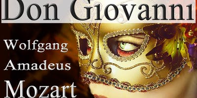 OPÉRA UOTTAWA : Don Giovanni de Mozart
