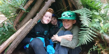 Family Bushcraft Event (2pm - 4pm, 7 August 2019, near Cardiff) tickets