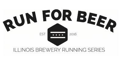 Beer Run - Lo-Rez Brewing - Part of the 2019 IL Brewery Running Series