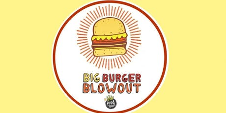 Big BURGER Blowout 2020 #BestBurgersRI tickets