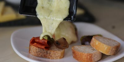 An Evening of Raclette and Winter Wines in The Leroy Room @ Murray's Cheese