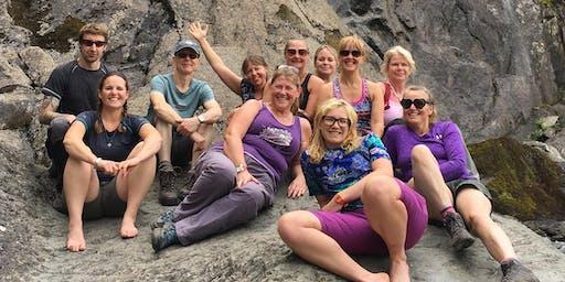BANK HOLIDAY-Yoga, walking and exploration retreat