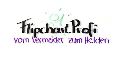 """Flipchartprofi - Seminar """"Vom Vermeider zum Helden\"""" - in Köln (15.11.)"""
