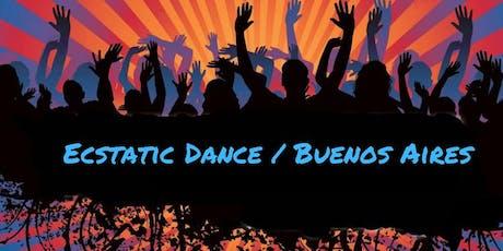Ecstatic Dance! Buenos Aires entradas