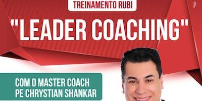 LEADER COACHING COM PE CHRYSTHIAN SHANKAR