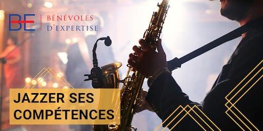 Soirée-bénéfice BE - « Jazzer ses compétences »
