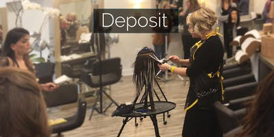 Fort Wayne Private Balayage and Hair Painting lesson with Lacie Wehrle 2/4/2019 - $1200