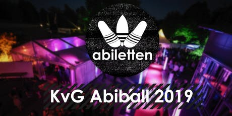 KvG Abiball 2019 Tickets