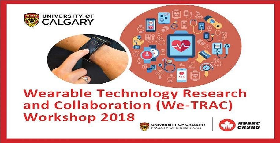 We-TRAC Wearables Workshop 2018