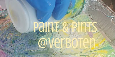 Paint & Pints with Alchemy Arts @Verboten