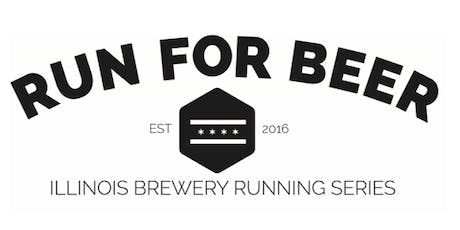 Beer Run - Cruz Blanca Brewery & Taqueria - Part of the 2019 IL Brewery Running Series tickets