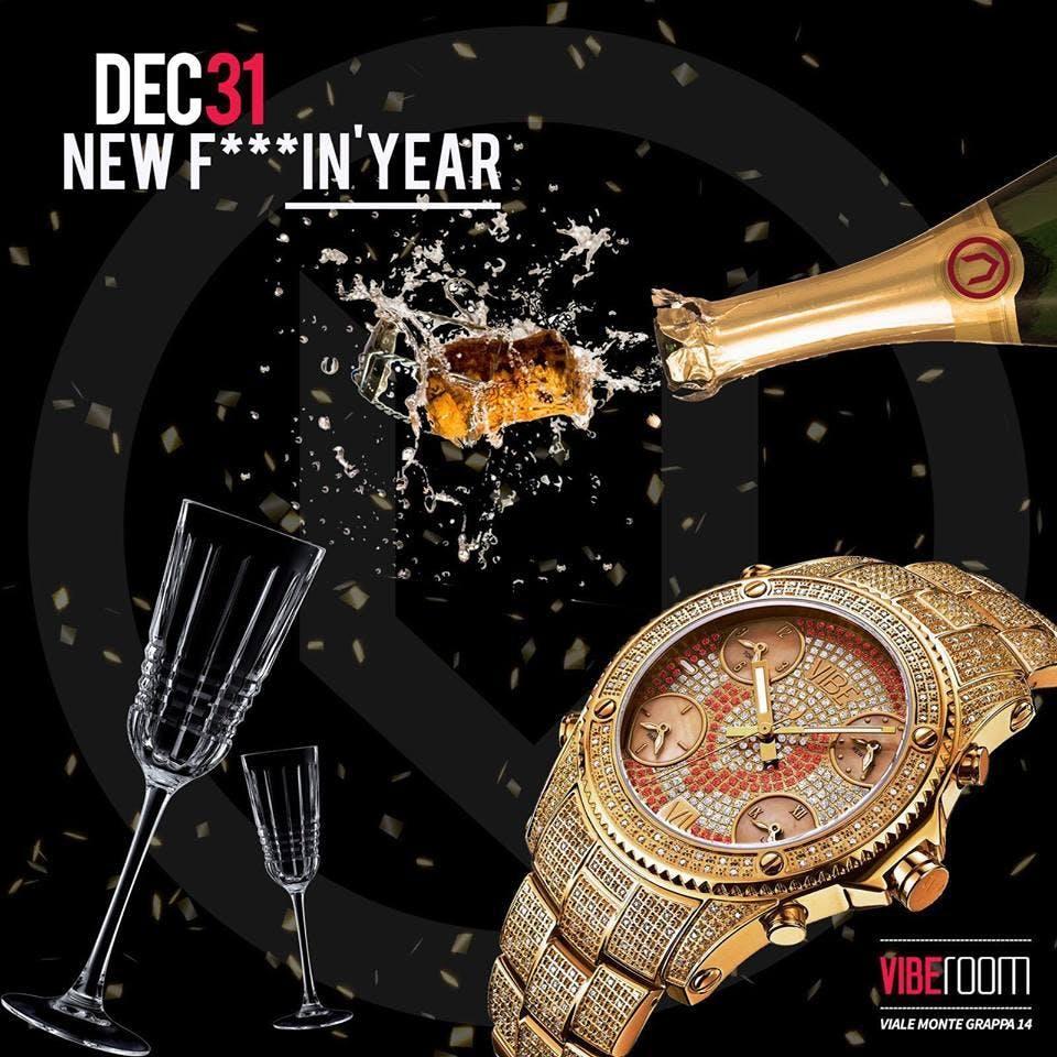 Capodanno Vibe Room 2019 Prevendite e Tavoli 3339392842