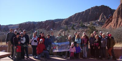 National Event,1st Day Hike: Fountain Valley Trail