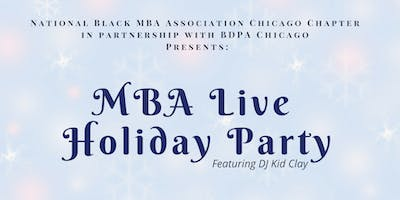 MBA Live Holiday Party