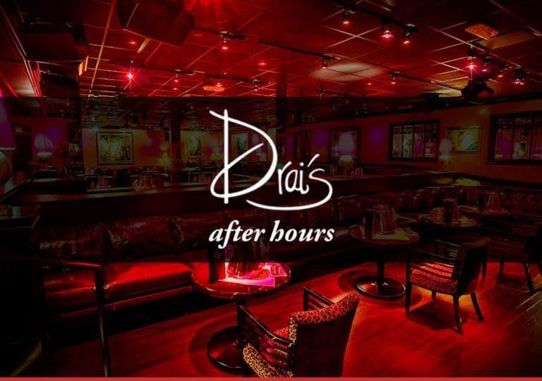 Drais After Hours Guestlist