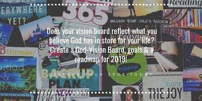 Spiritual Boss Chick: Visioning & 2019 Mid Year Goal Workshop - Sacramento