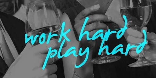 #WorkHardPlayHard Friday Happy Hour at Reverie Chicago