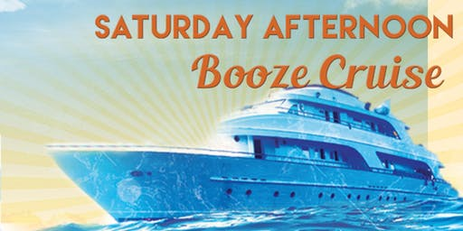 Saturday Afternoon Booze Cruise on September 7th